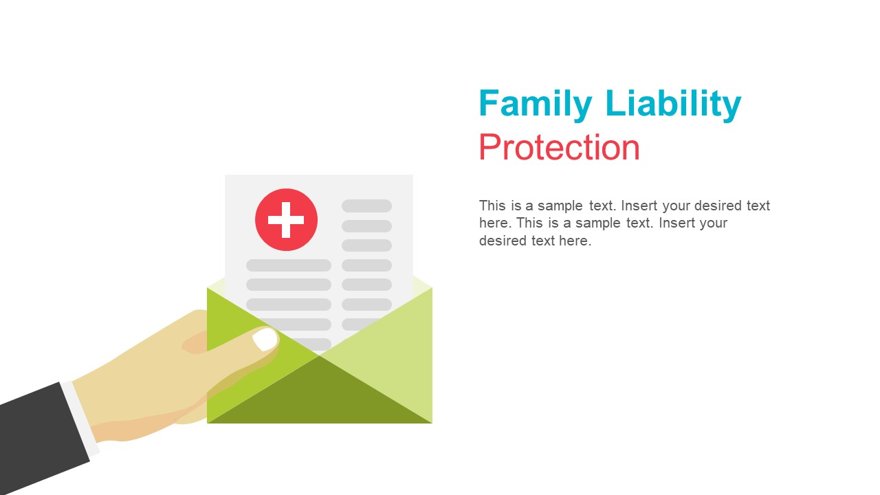 presentation of family liability coverage