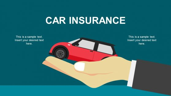 Car Insurance PowerPoint Slide