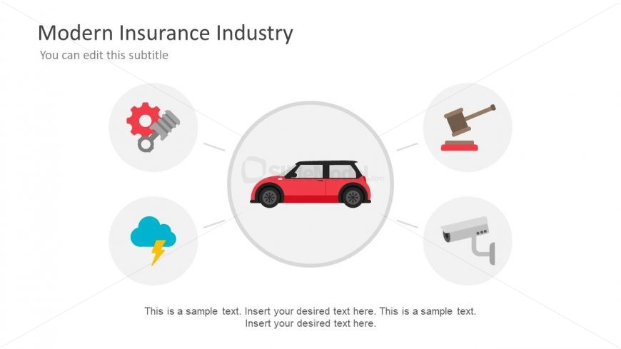 Useful Icons for Car Insurance