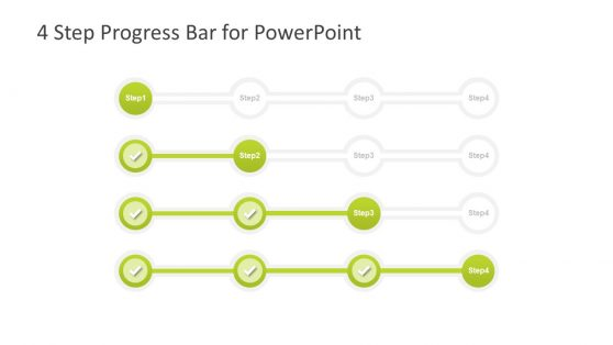 Progress Bar Template Diagram