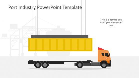 Logistics Process PowerPoint Presentation