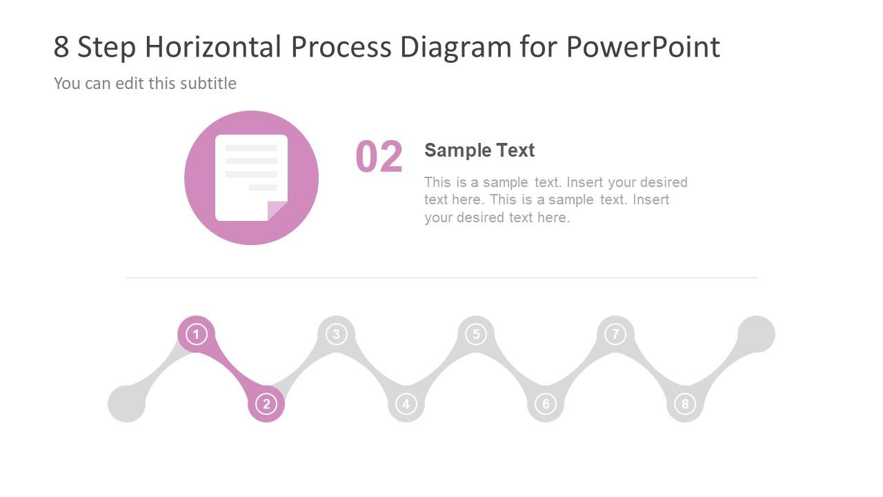 Report Design Slide of Diagram
