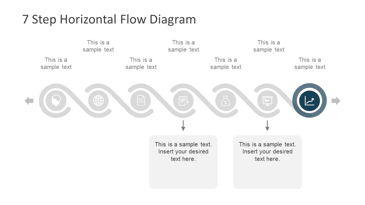 Creative Infographic Timeline Workflow Design