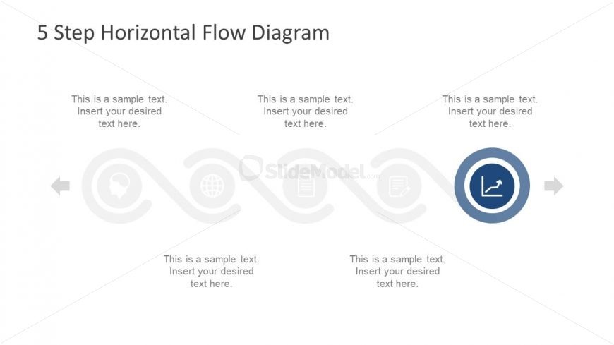 Flow of Activities in Infographic Icons