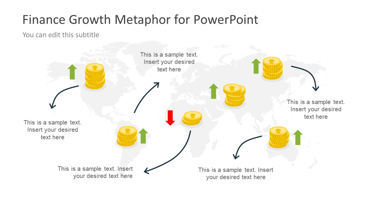 World Map and Profitability Analysis