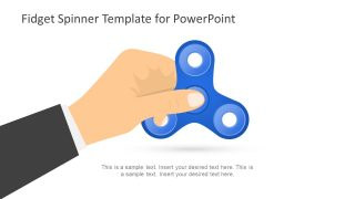 PowerPoint Spinning Toy Shape Clipart