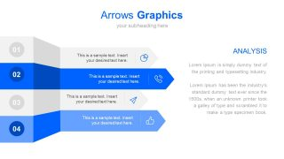 Arrow Design Clean Business Presentation