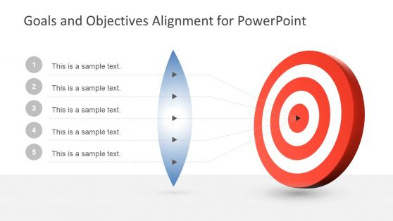 5 Step Template of Target Goals