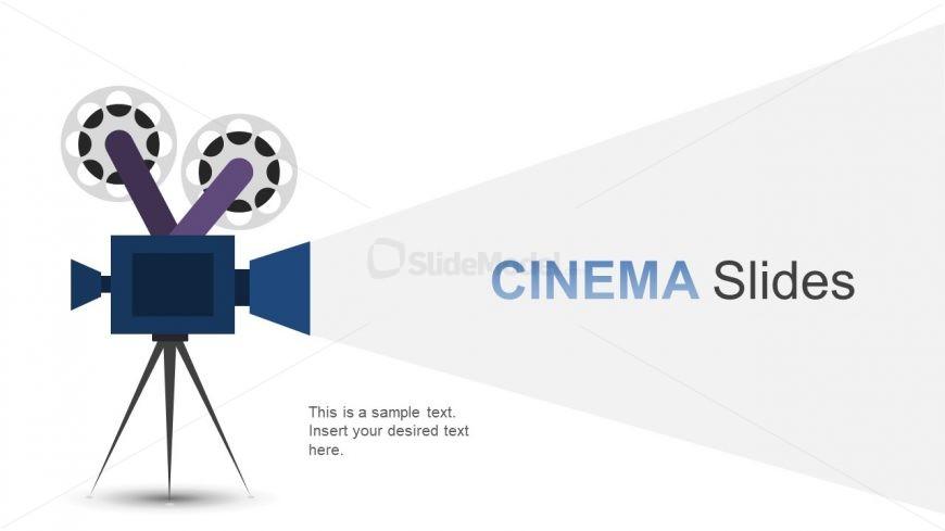 Cinema Film and Movie Presentations