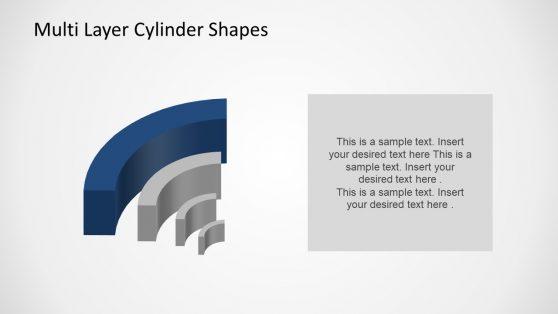 3D PowerPoint Stonehenge Diagram