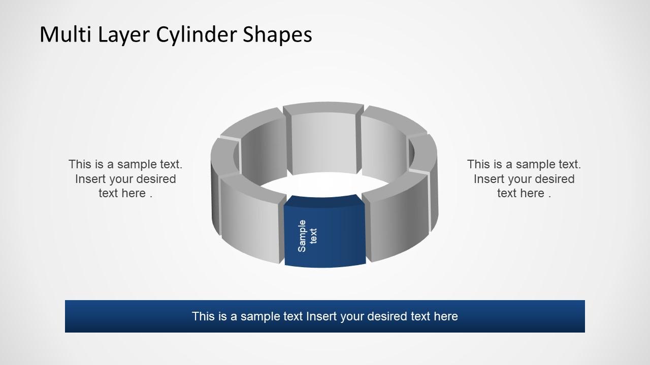 Ring Design Slide of Circular Diagram