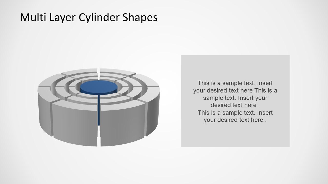 Circular Process Flow Slide