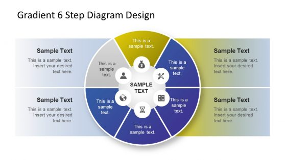 Wheel Diagrams for PowerPoint Presentations