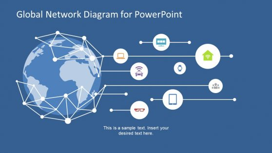 Network powerpoint templates toneelgroepblik Images