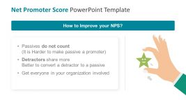 Template of Net Promoter Score Improvement