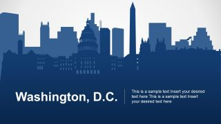 Washington D.C. PowerPoint Templates