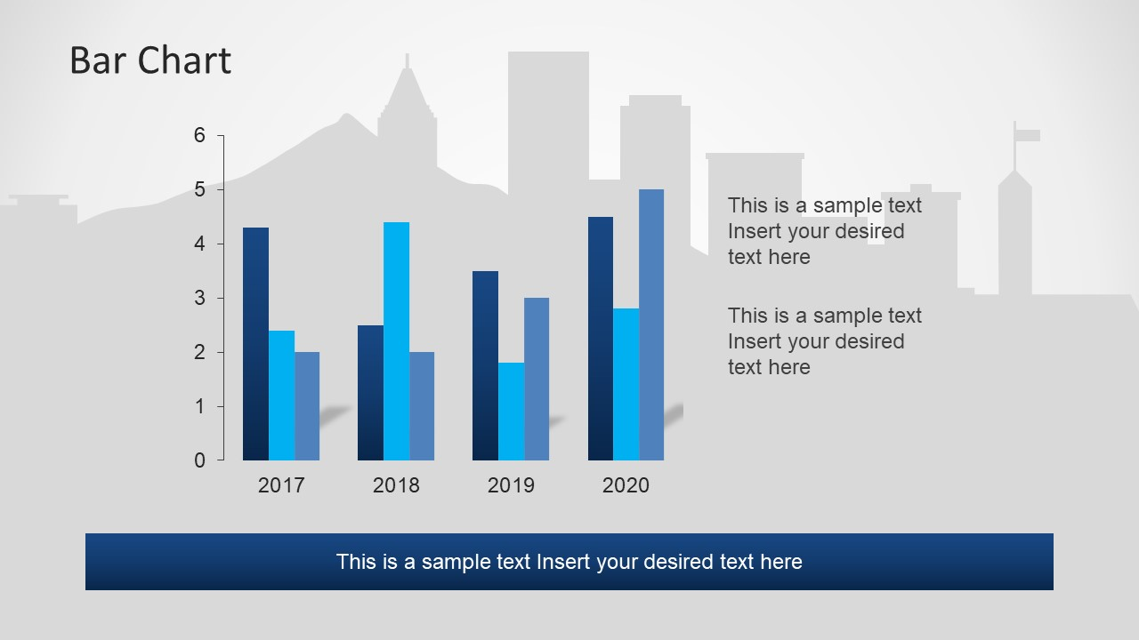 Bar Chart and Graph Data Driven PPT