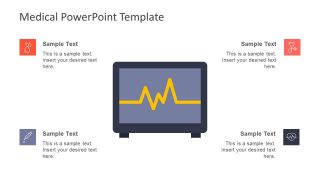 Shapes of PowerPoint for Health Care Industry