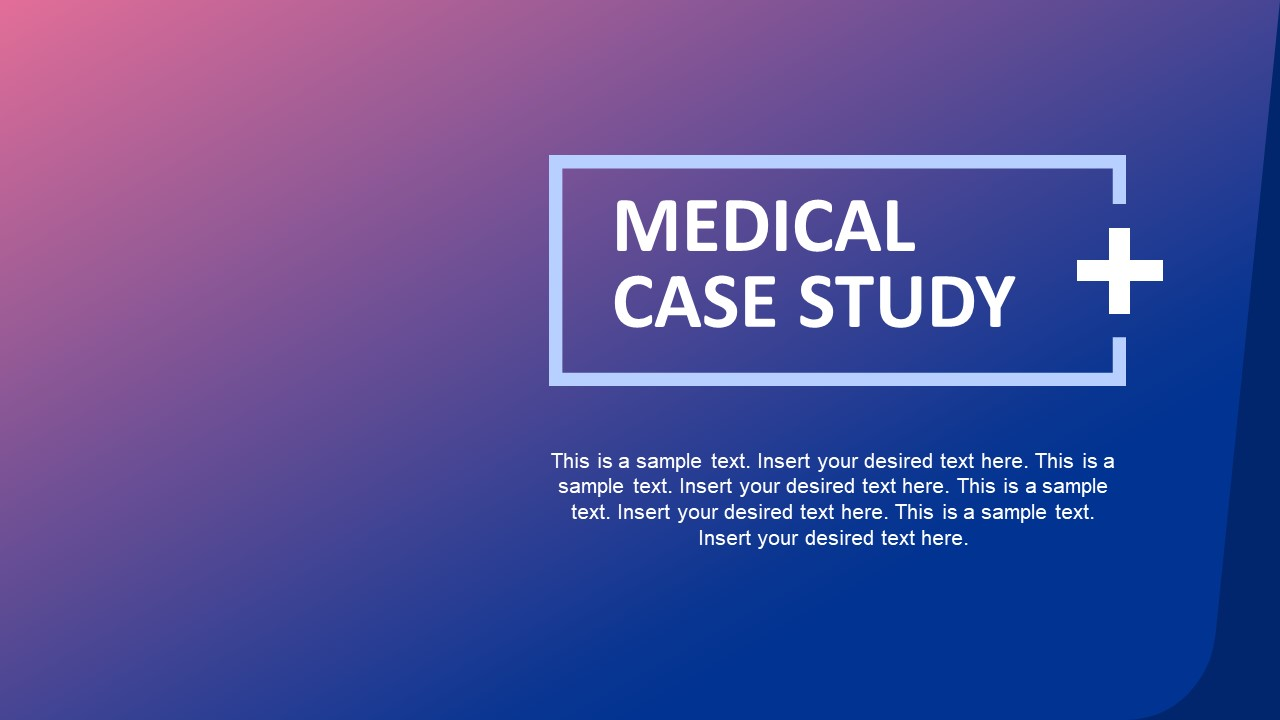 Sample medical case study template image collections for Aspx login page template