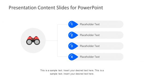 Slide of Presentation Content Design