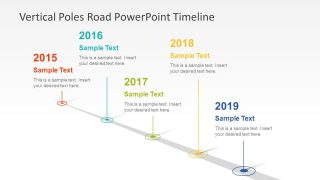 Event Timeline Presentation Yearly