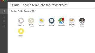Circular Infographic PowerPoint Icons