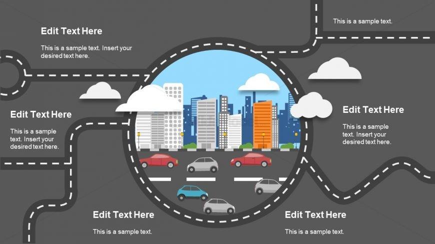 Slide of Multiple Direction Roadmap