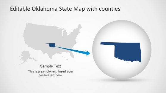PowerPoint Presentation Oklahoma Map