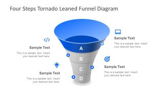 Slide Tornado Funnel Filters