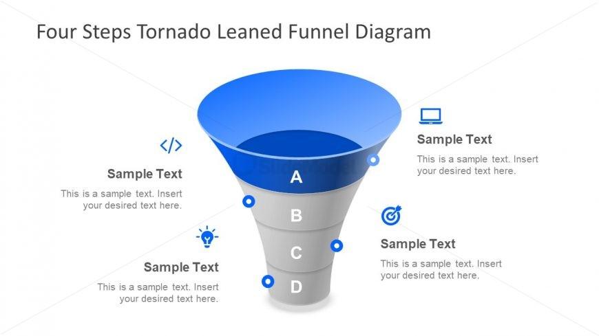Slide Tornado Funnel Filters