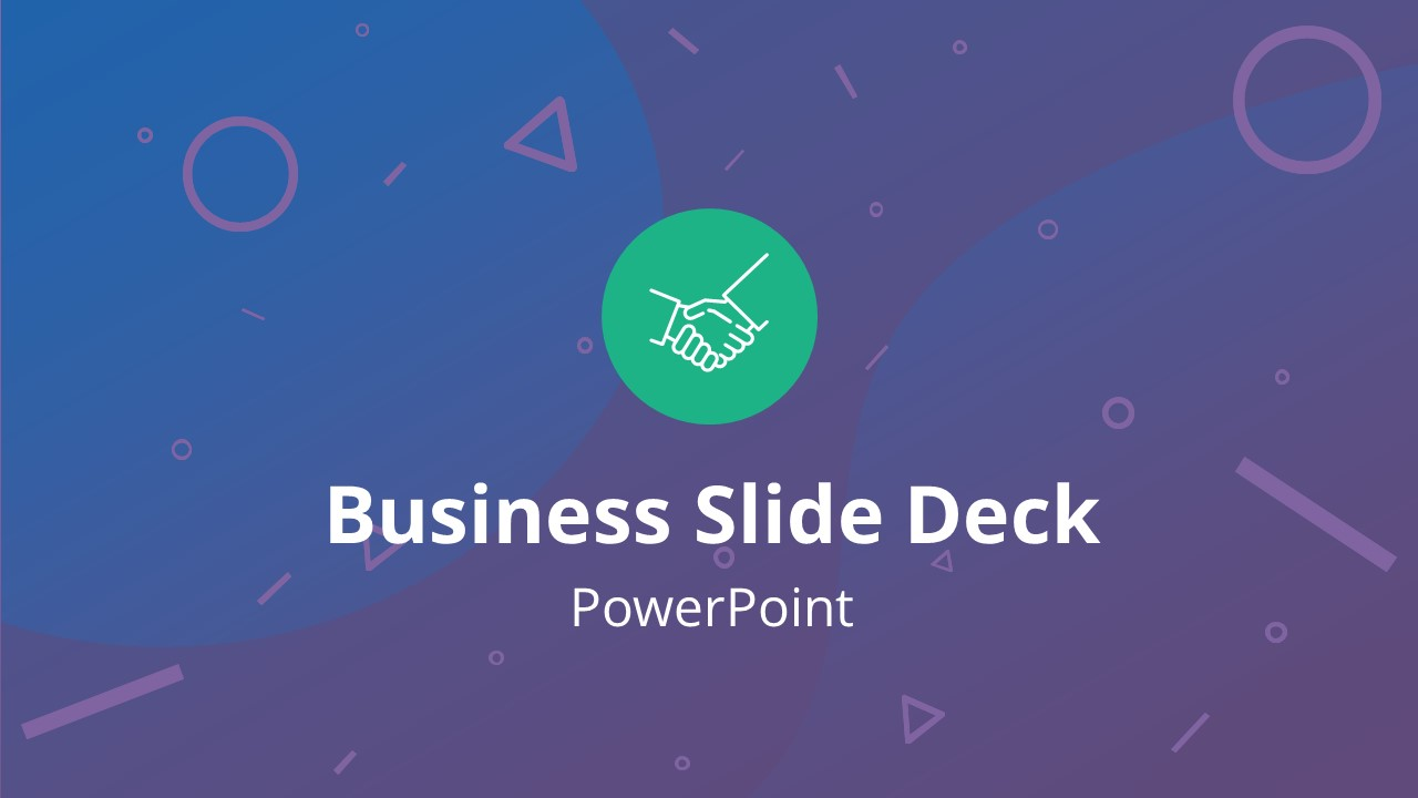 Infographic PowerPoint Business Slides