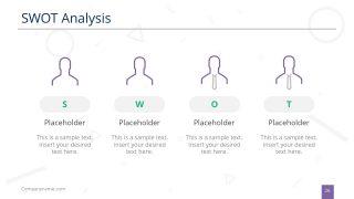 PowerPoint SWOT Presentation Analysis