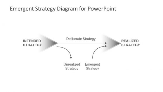 Presentation of Emergent Strategy Diagram