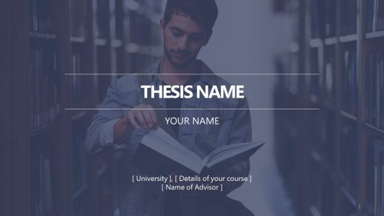 Research Template Master Thesis