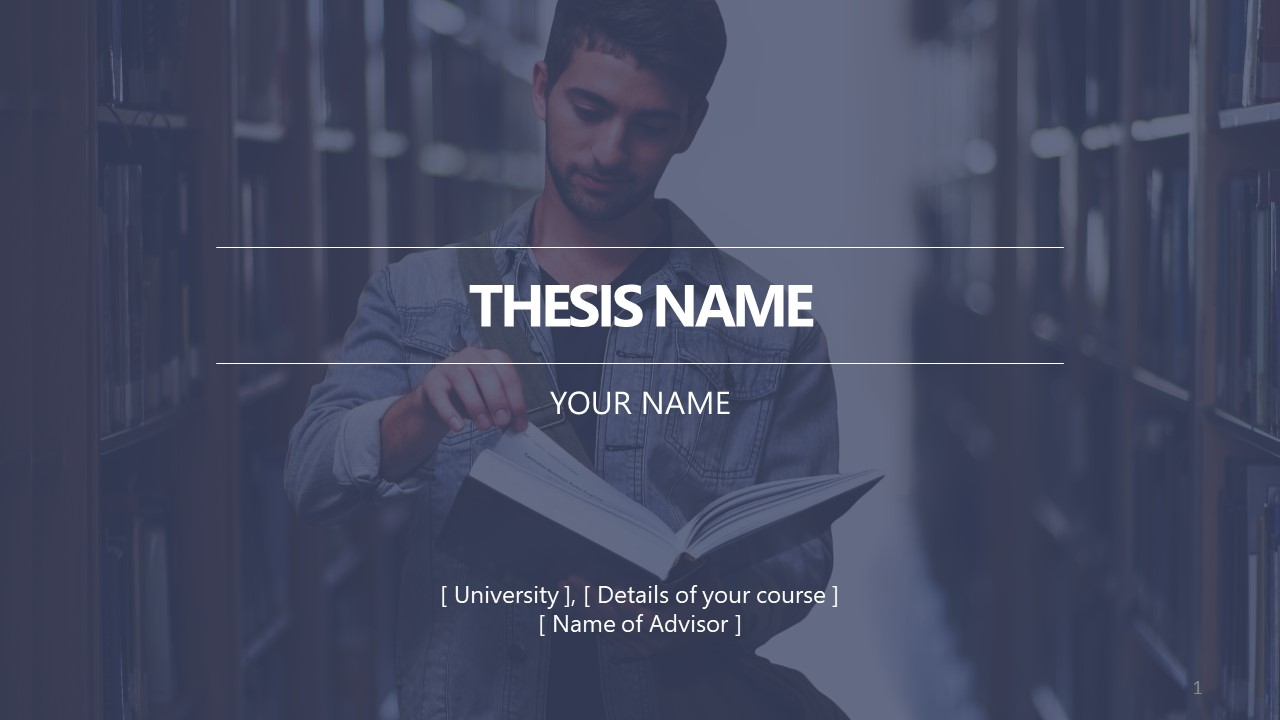 Master thesis power