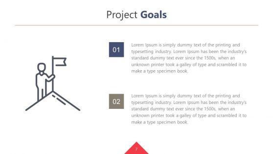 PowerPoint Thesis Presentation Goals