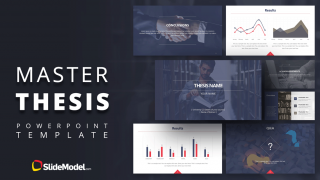 Master Thesis PowerPoint Template - SlideModel