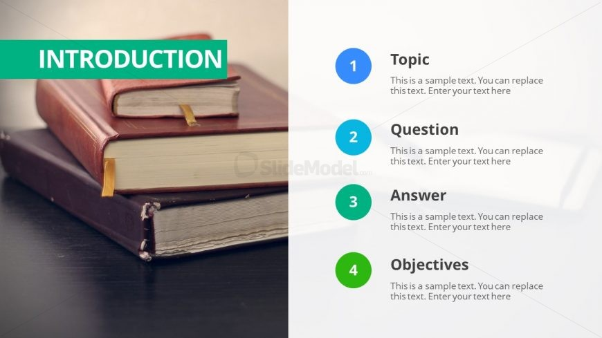 Research Topic Introduction Slide