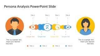 Persona Analysis Slide Design for PowerPoint
