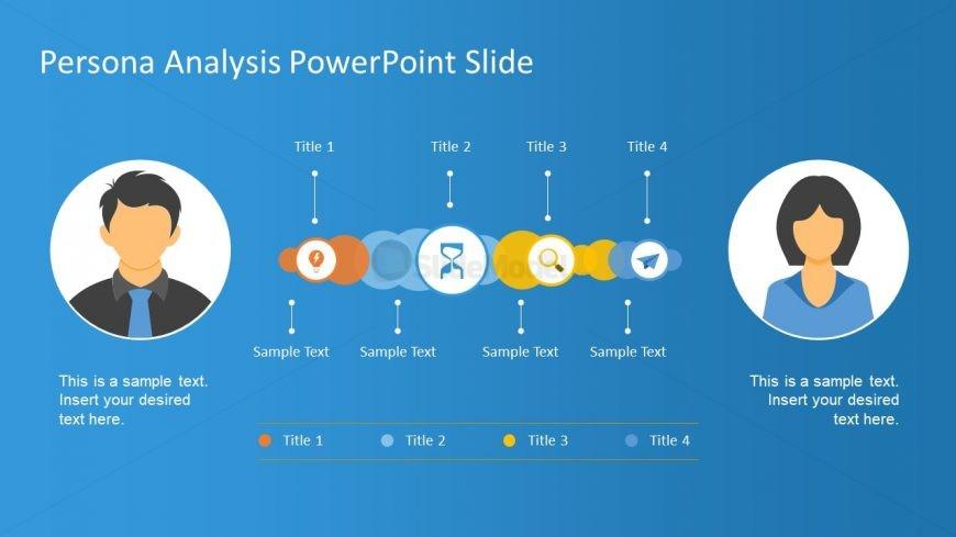 Slide PowerPoint Persona Analysis
