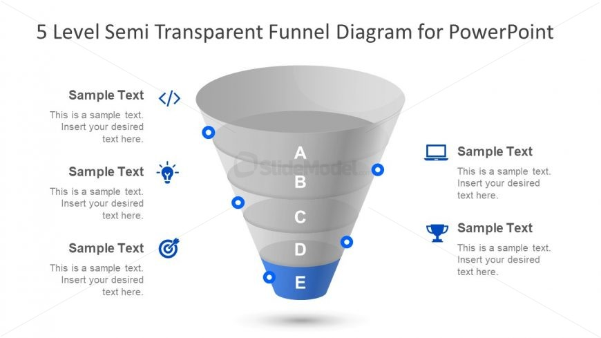 Editable Marketing Funnel Template