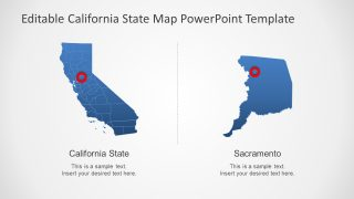 PowerPoint Map of US States