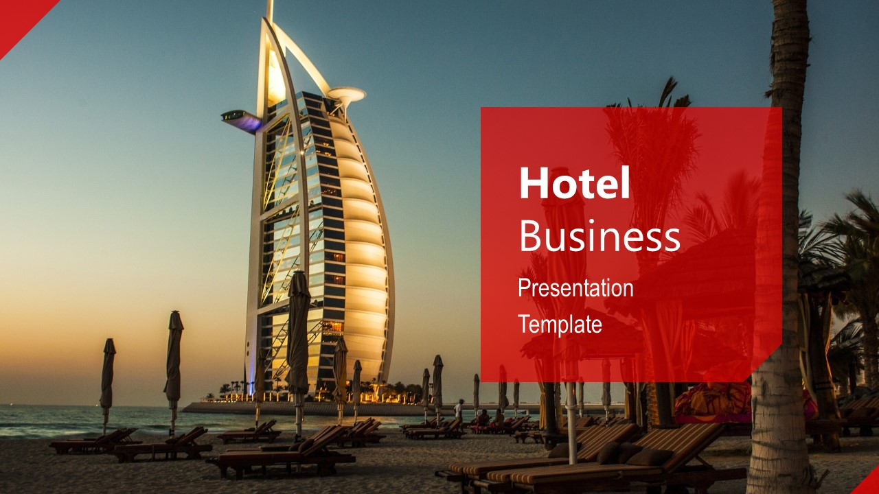 Hotel Business Powerpoint Template Slidemodel