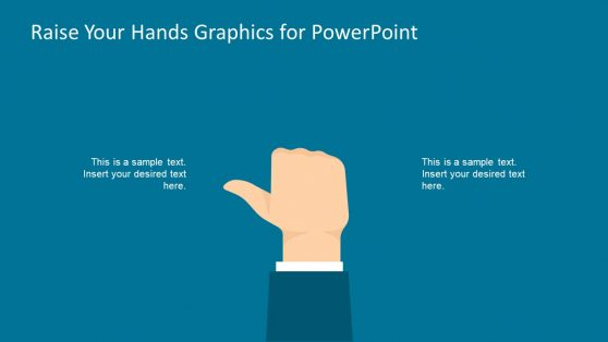 Raising Your Hands PowerPoint