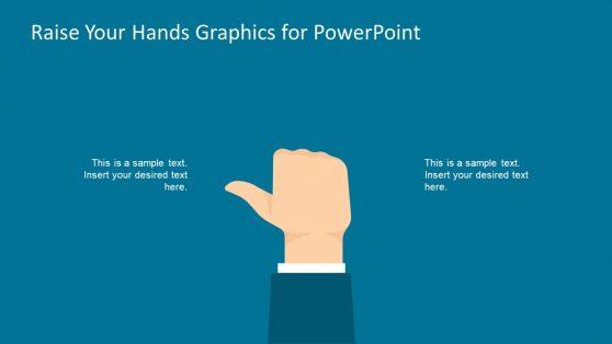 Raising Your Hands PowerPoint