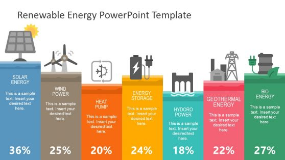 Power and Energy Resources Infographic