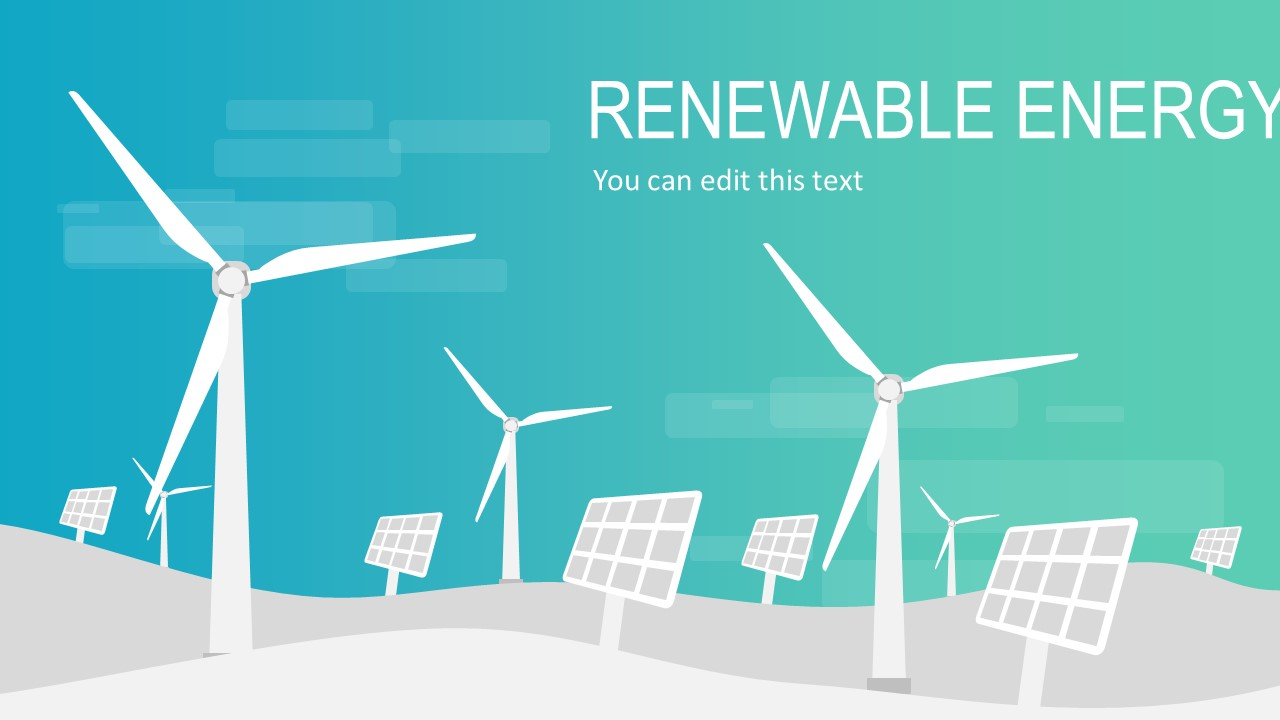 Solar And Wind Energy Powerpoint