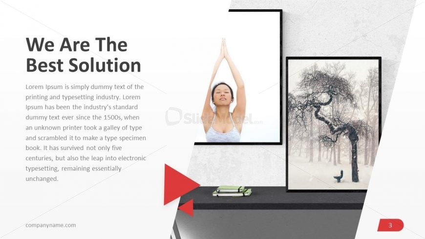 Luxury Lifestyle Presentation Slide Deck