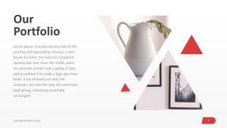 PPT Invidia Slide Portfolio