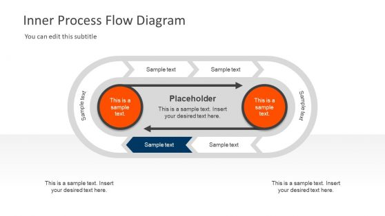 Business PowerPoint Diagram Process